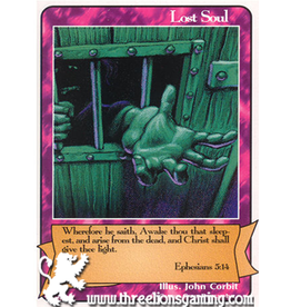 G/H: Lost Soul (Ephesians 5:14)