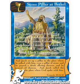 RoA: Stone Pillar at Bethel