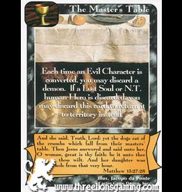 Di: The Master's Table