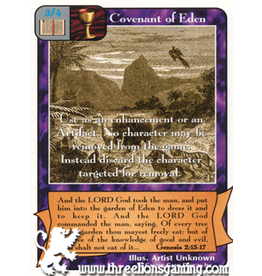 Pa: Covenant of Eden
