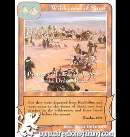 Priests: Wilderness of Sinai