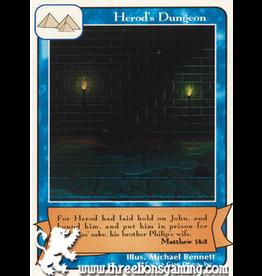 Wo: Herod's Dungeon