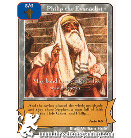 Ap: Philip the Evangelist