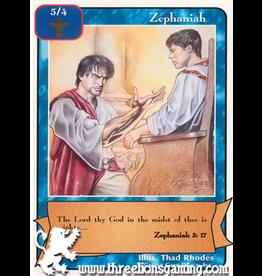 Prophets: Zephaniah