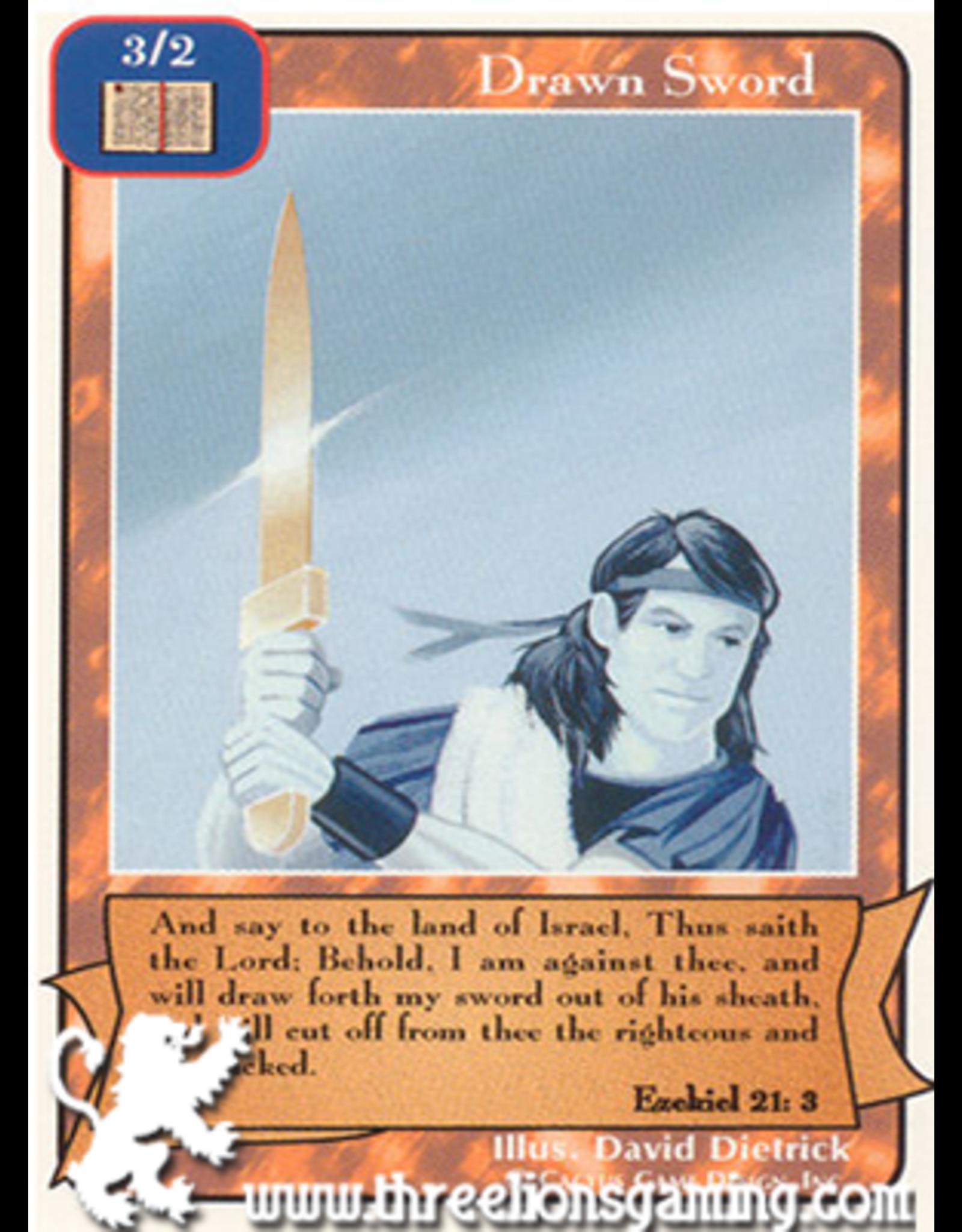 Prophets: Drawn Sword