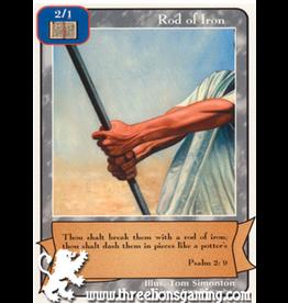Orig: Rod of Iron