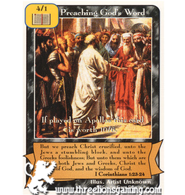 Ap: Preaching God's Word