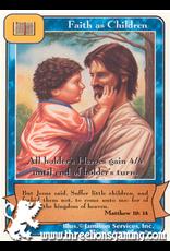 Wa: Faith as Children