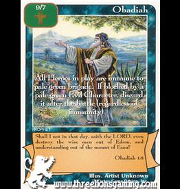 FoOF: Obadiah