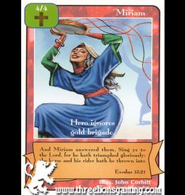 C/D: Miriam