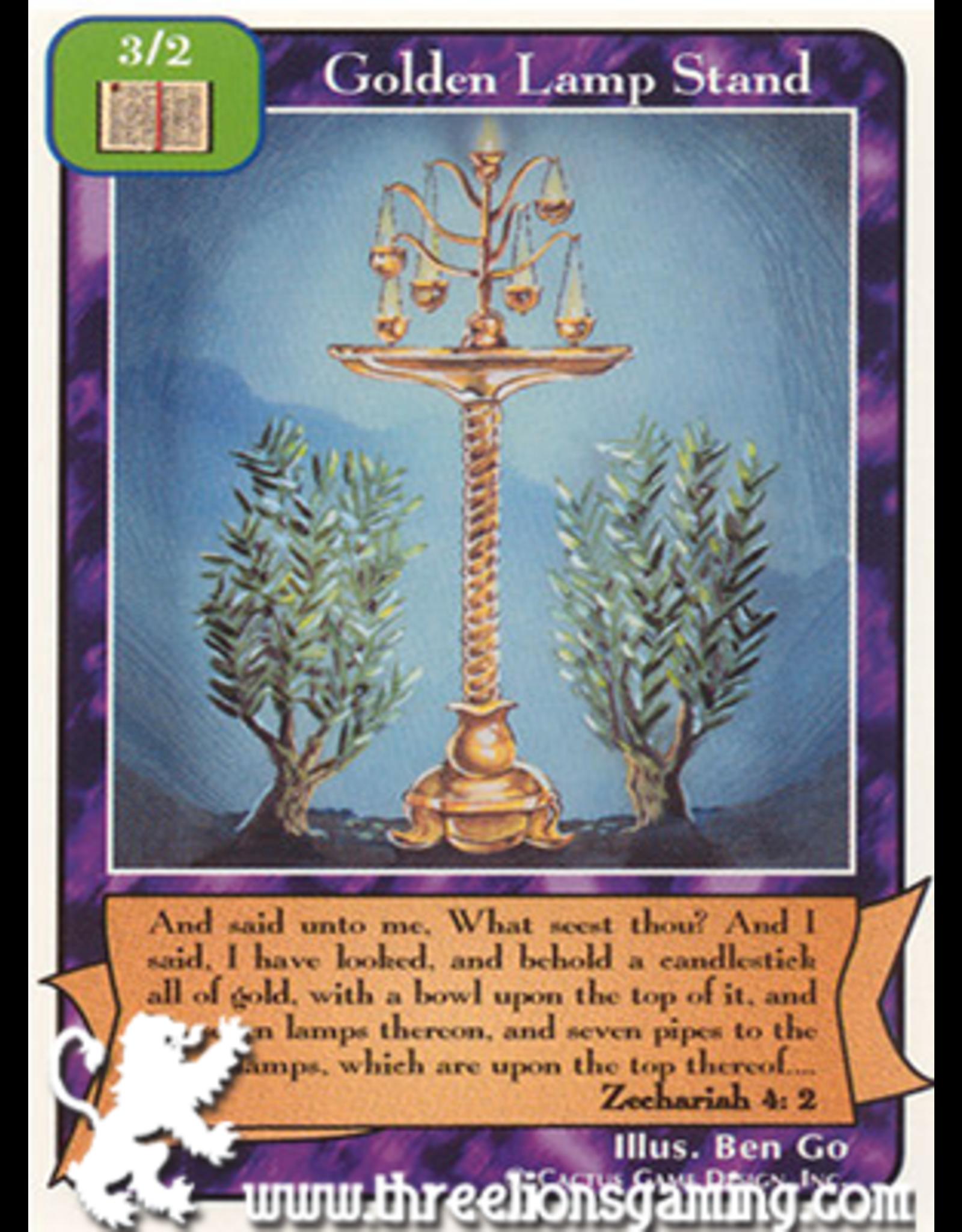 Prophets: Golden Lamp Stand