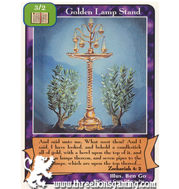 Prophets: Golden Lamp Stand