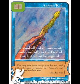 C/D: Aaron's Rod