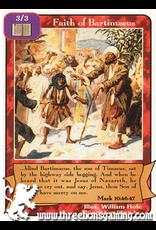 Ap: Faith of Bartimaeus