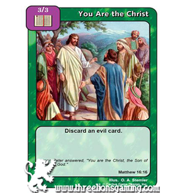 I/J: You Are the Christ