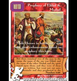 Pa: Prophecy of Eldad & Medad