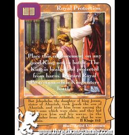 Ki: Royal Protection
