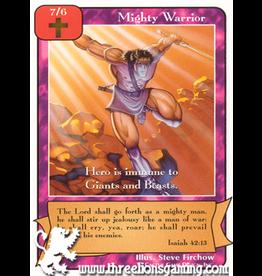 C/D: Mighty Warrior