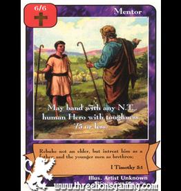 E/F: Mentor