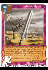 Ki: Abner's Spear