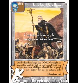 G/H: Israelite Rebellion