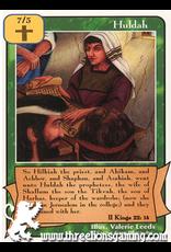 Prophets: Huldah
