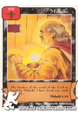 Prophets: Malachi