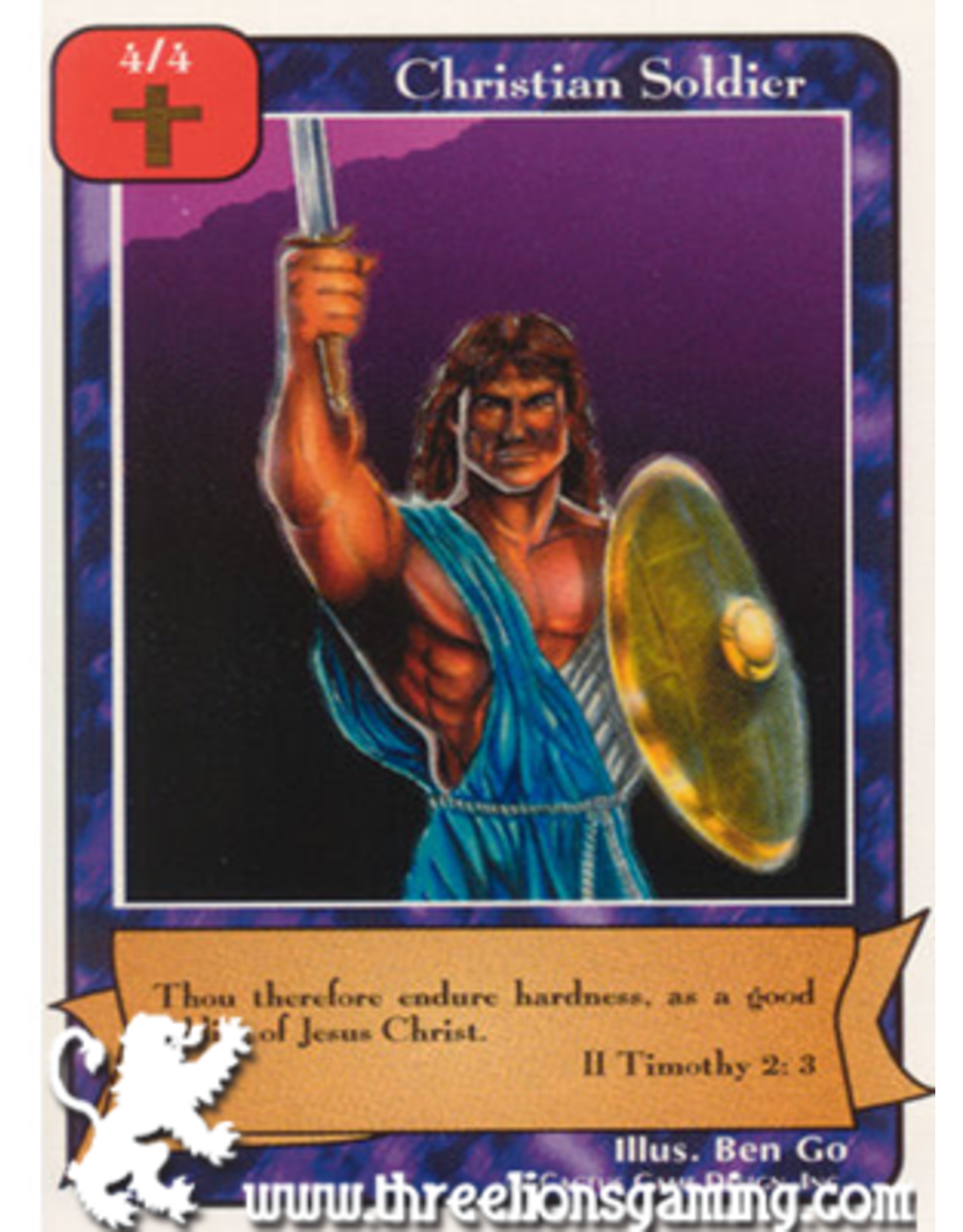 Orig: Christian Soldier