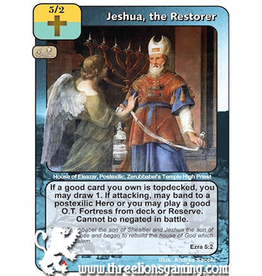 LoC: Jeshua, the Restorer