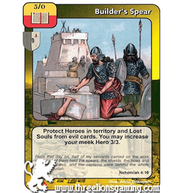 LoC: Builder's Spear