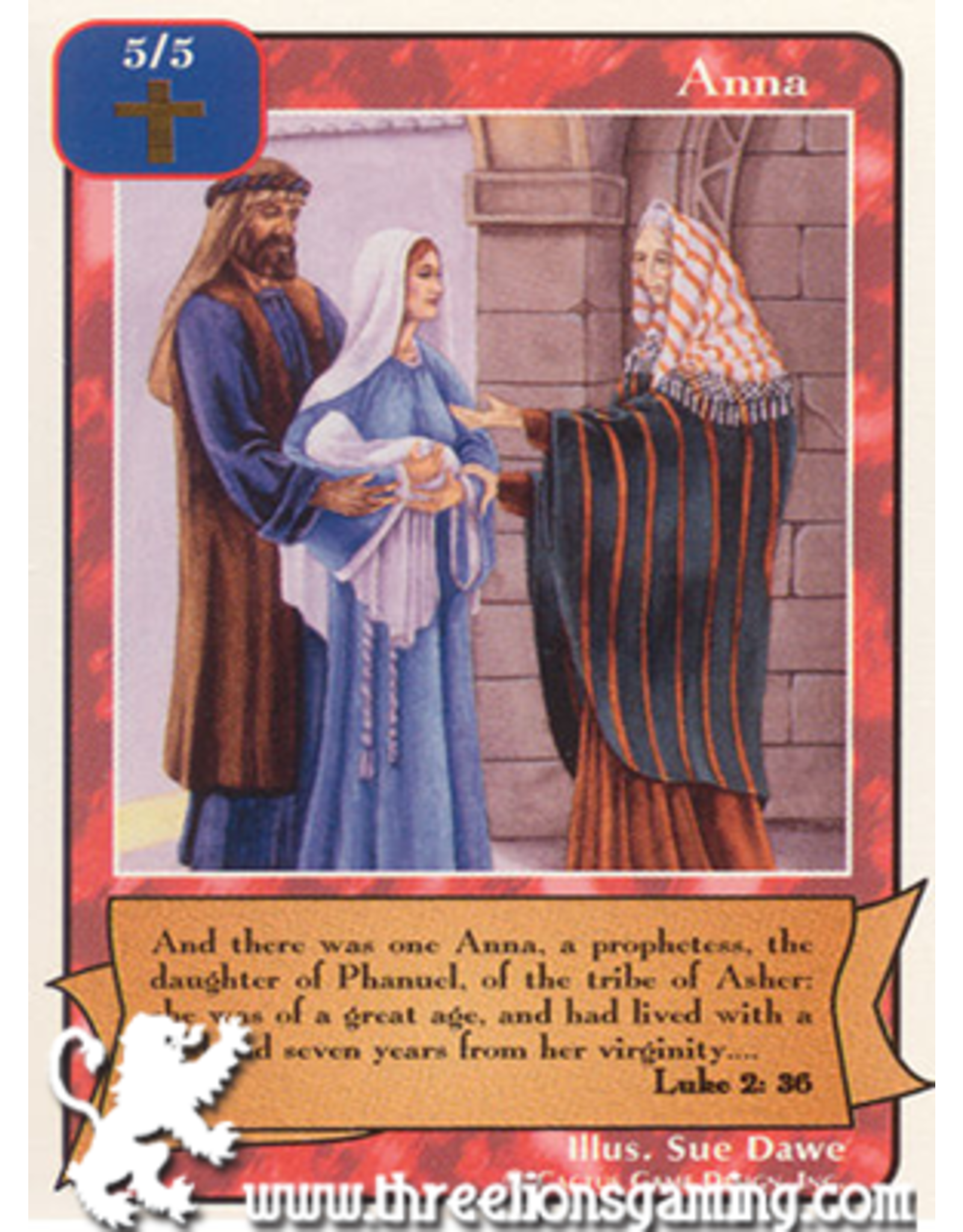 Prophets: Anna