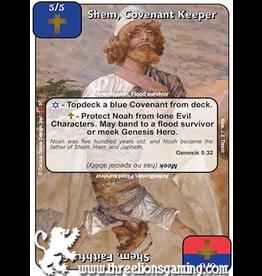 LoC: Shem, Covenant Keeper / Shem, Faithful Son