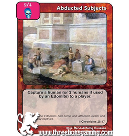 LoC: Abducted Subjects