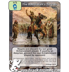 LoC: The Rabshakeh's Threats
