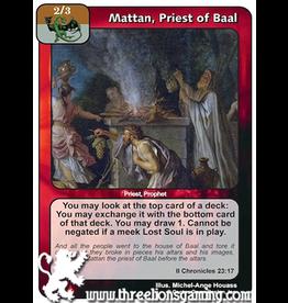 LoC: Mattan, Priest of Baal