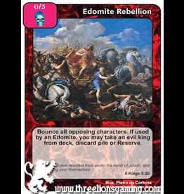 LoC: Edomite Rebellion