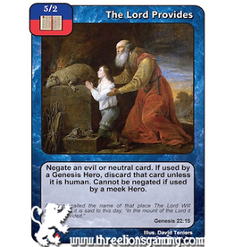 LoC: The Lord Provides