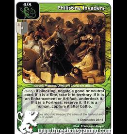 LoC: Philistine Invaders