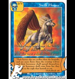 C/D: Swift Horses