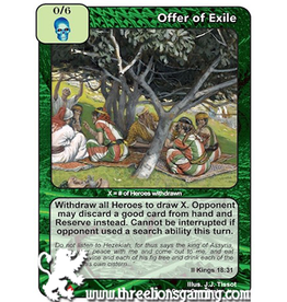 LoC: Offer of Exile
