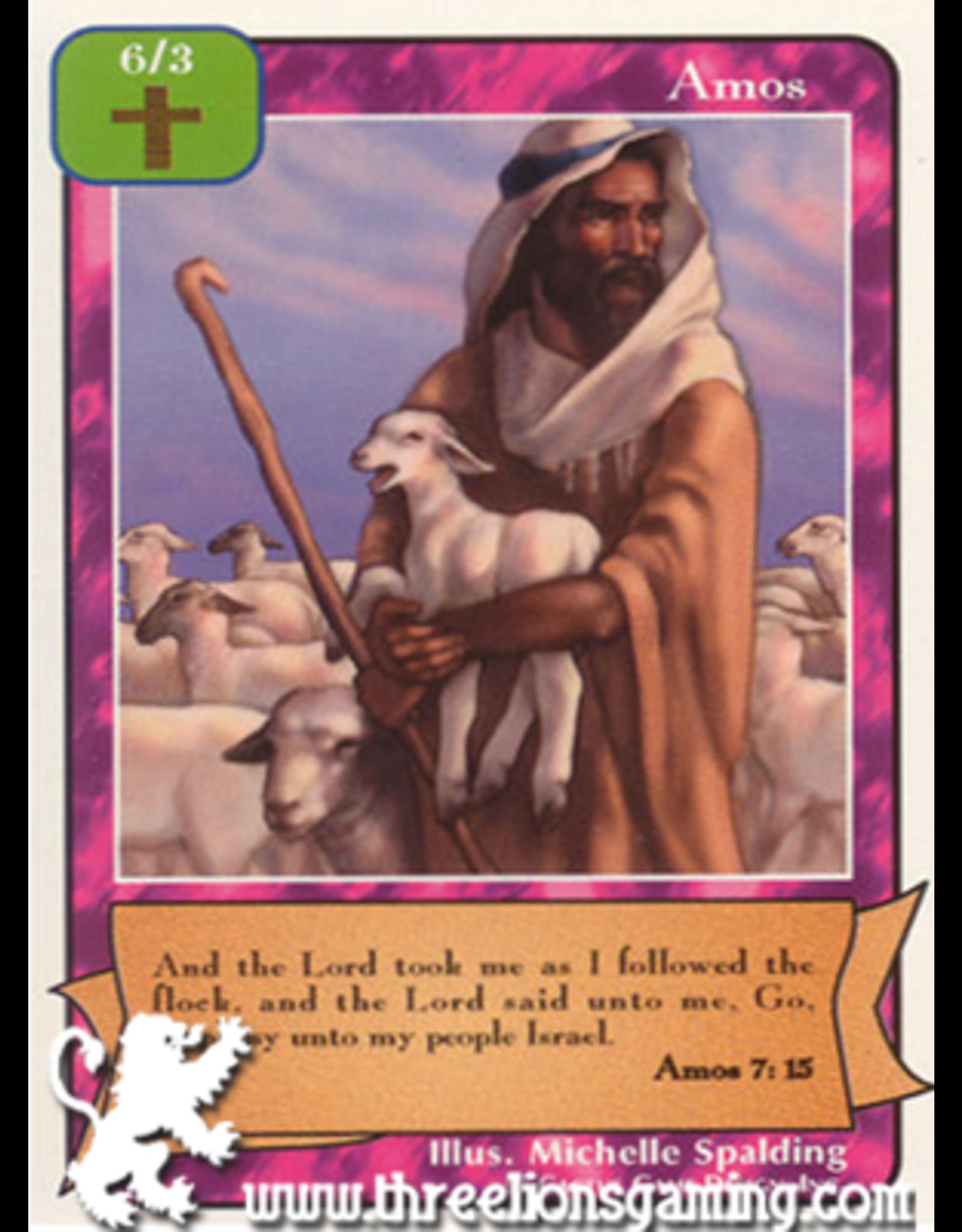 Prophets: Amos