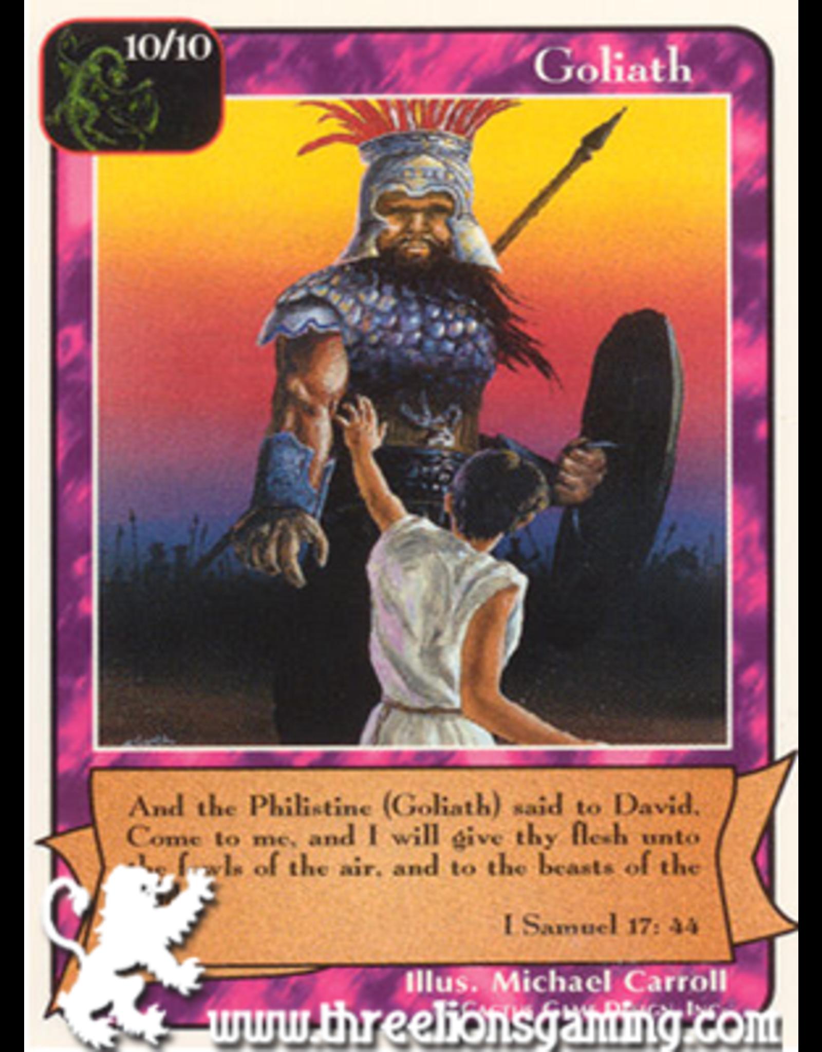 Orig: Goliath
