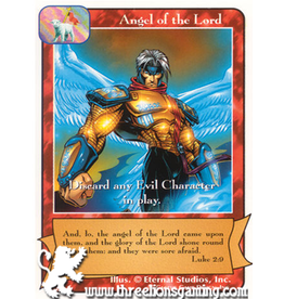 C/D: Angel of the Lord