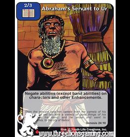 LoC: LR Abraham's Servant to Ur