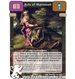 LoC: Acts of Manasseh