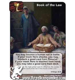 Promo: Book of the Law