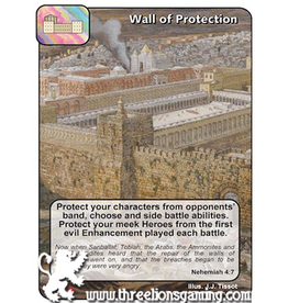 Promo: Wall of Protection