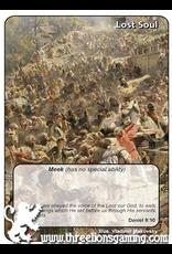 Promo: Lost Soul (Daniel 9:10)