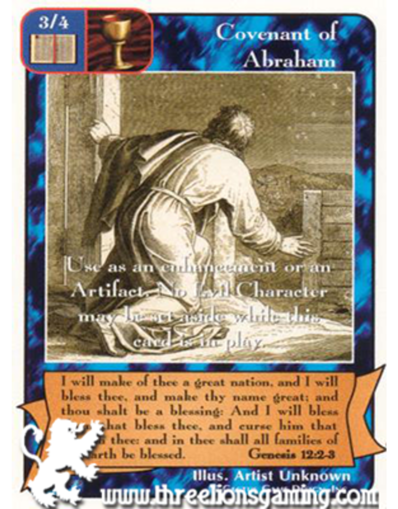 Pa: Covenant of Abraham