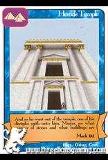 G/H: Herod's Temple